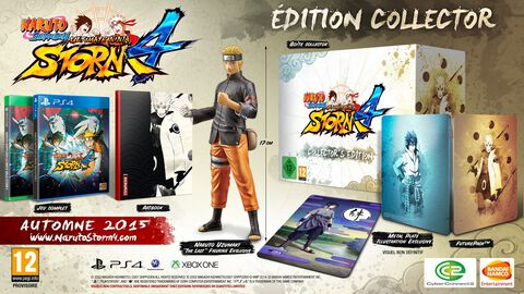 Naruto Shippuden : Ultimate Ninja Storm 4 Collector