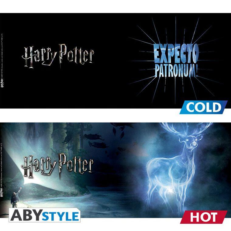Mug - Harry Potter - Heat Change Patronus 460 ml