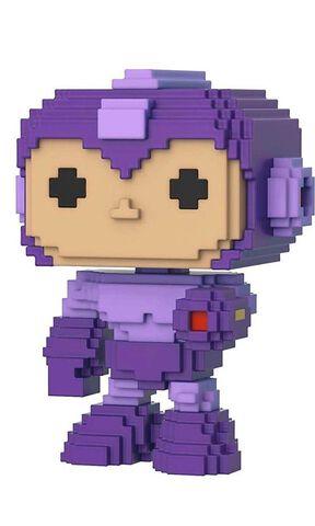 Figurine Funko Pop! N°13 - Megaman - 8-bits Megaman (black Hole Bomb)