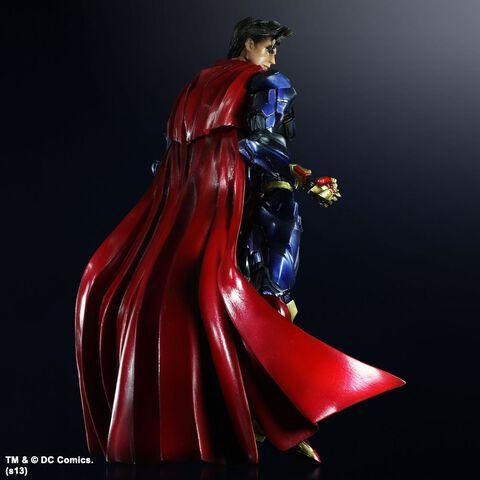 Figurine - DC Comics - Variant Play Arts Kai Vol 3 - Superman 27 cm