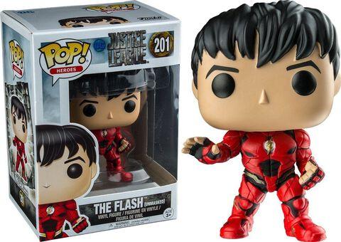 Figurine Toy Pop N°201 - Justice League - Unmasked Flash (exc)
