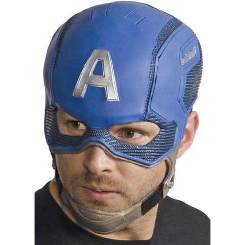 Casque - Captain America - Taille adulte