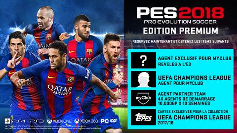Pro Evolution Soccer 2018 D1 Edition