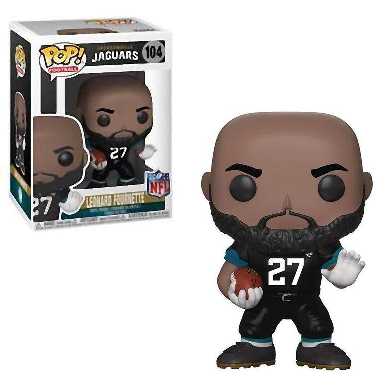 Figurine Toy Pop - NFL 5 - Leonard Fournette (jaguars)