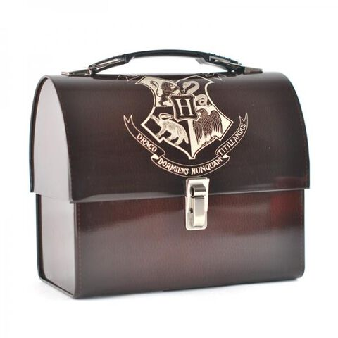 Boite Métal - Harry Potter - Hogwarts Crest