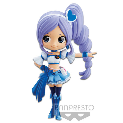 Figurine Q Posket - Fresh Pretty Cure! - Cure Berry (version A)