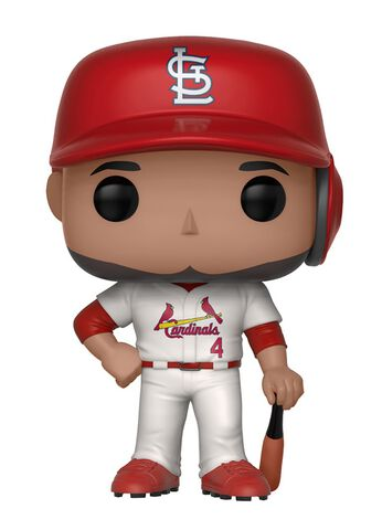 Figurine Funko Pop! N°14 - Major League Baseball Saison 3 - Yadier Molina