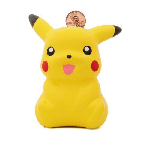 Tirelire - Pokémon - Pikachu M