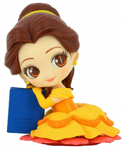 Figurine Q Posket Petit Sweetiny - Disney Character - Belle (ver.a)