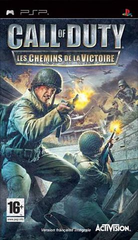 Call Of Duty, Les Chemins De La Victoire