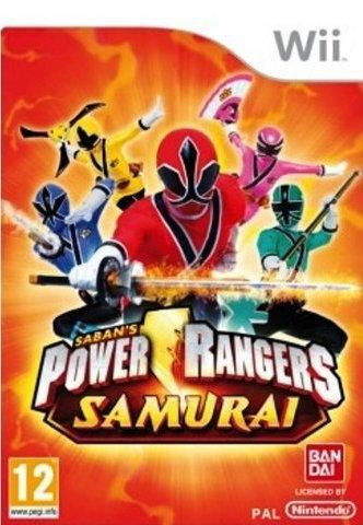 Saban's Power Rangers : Samurai