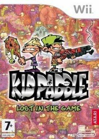 Kid Paddle, Lost In The Game