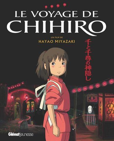 Livre - Le Voyage de Chihiro - Album du Film Studio Ghi