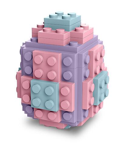 Construction - Thinkgeek Briques Oeufs de Pâques - Exclusif Micromania - GameStop