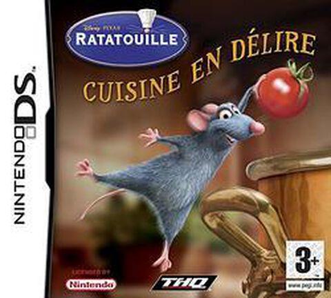Ratatouille, Cuisine En Délire