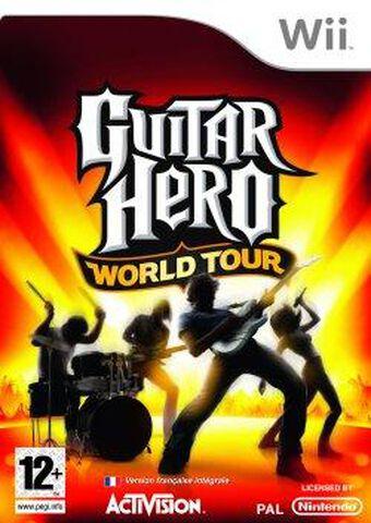 Guitar Hero, World Tour