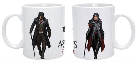 Mug - Assassin's Creed - Jumeaux Frye - 320 ml