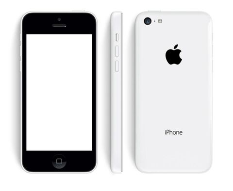 Iphone 5c 32go Blanc Orange