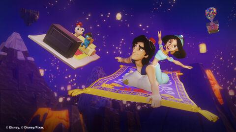 Figurine Disney Infinity 2.0 Aladdin