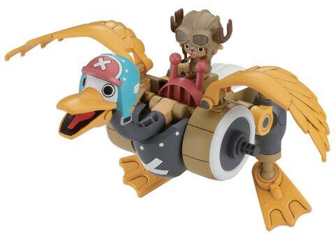 Maquette - One Piece - Chopper Robot #2 - Chopper Wing