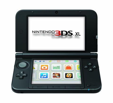Nintendo 3DS XL Noire
