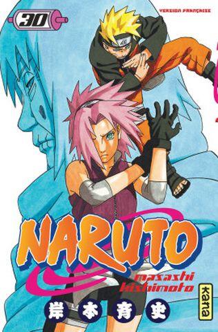Manga - Naruto - Tome 30