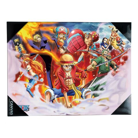 Toile - One Piece - Equipage (30x40)