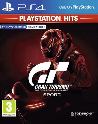 Gran Turismo Sport Hits