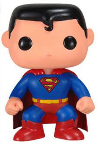 Figurine Funko Pop! N°07 - Superman - Superman
