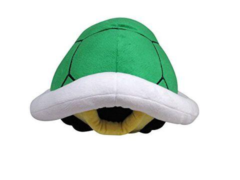 Peluche - Nintendo - Carapace Verte