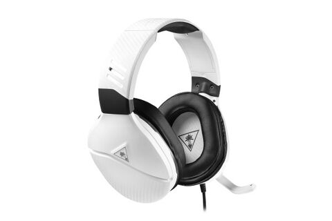 Casque Gaming Amplifié Recon 200 Blanc