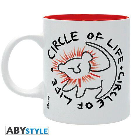 Mug - Le Roi Lion - Mug 320 ML Circle of Life