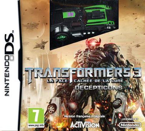 Transformers 3 : La Face Cachée De La Lune Decepticons + Jouet