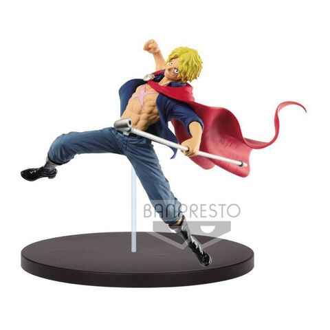 Figurine - One Piece - World Figure Colosseum In China Sabo