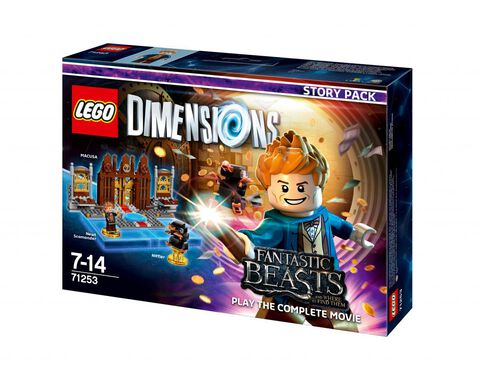 Pack Histoire LEGO Dimensions Fantastic Beasts