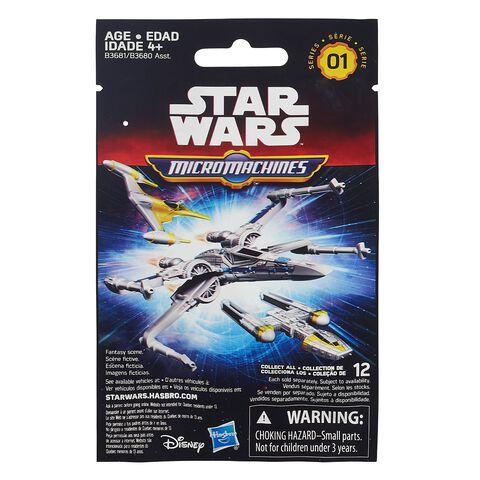 Figurine Mystere - Star Wars