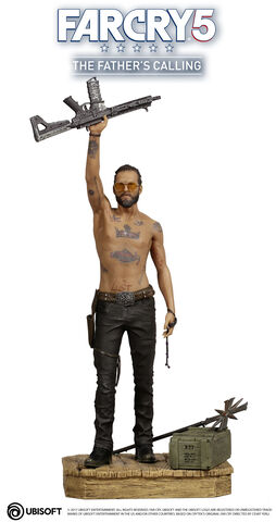 Figurine - Far Cry 5 - Joseph The Father's Calling