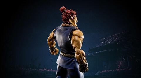 Figurine Sh Figuarts - Street Fighter - Akuma