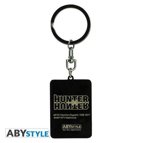 Porte-clés - Hunter X Hunter - Licence Hunter