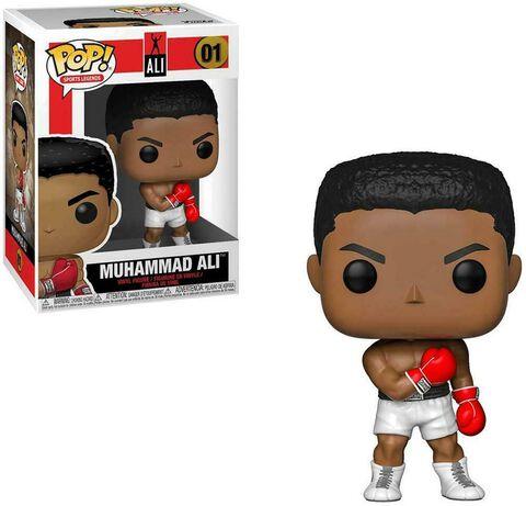 Figurine Funko Pop! N°01 - Sports Legends - Mohamed Ali