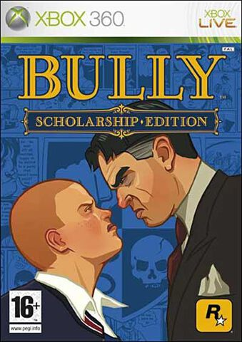Bully, Scholarship Edition