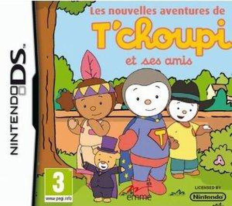 Tchoupi Nouvelles Aventures