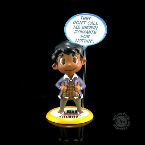 Figurine Q-pop - The Big Bang Theory - Rajesh Koothrappali