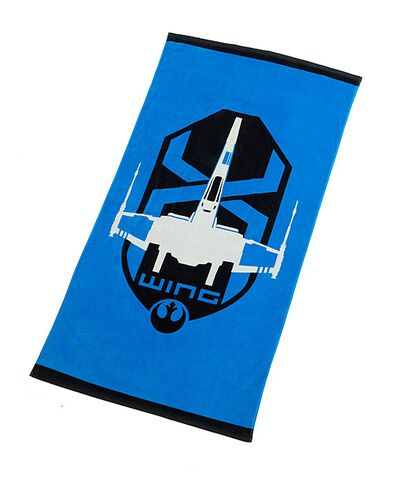 Serviette De Plage - Star Wars - X-wing (exclu Gs)