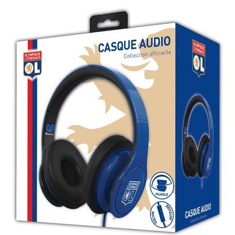 Casque Audio Filaire Ol