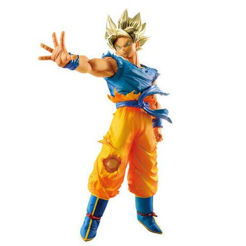Figurine - Dragon Ball Z - Blood of Saiyans Special Sangoku