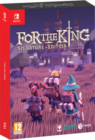 For The King Signature Edition (exclusivité Micromania)