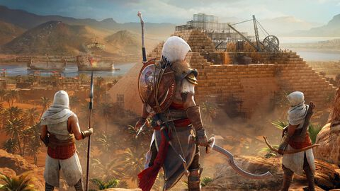 Season Pass Assassin's Creed Origins Ps4
