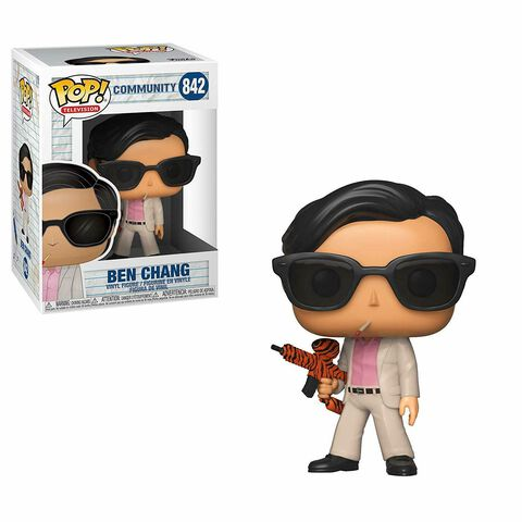 Figurine Funko Pop! N°842 - Community - Ben Chang