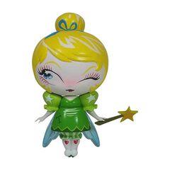 Figurine Vinyl Miss Mindy - Peter Pan - Fée Clochette (wb)